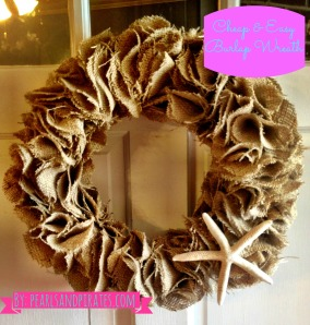 Burlapwreath