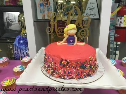 gymnastics-cake